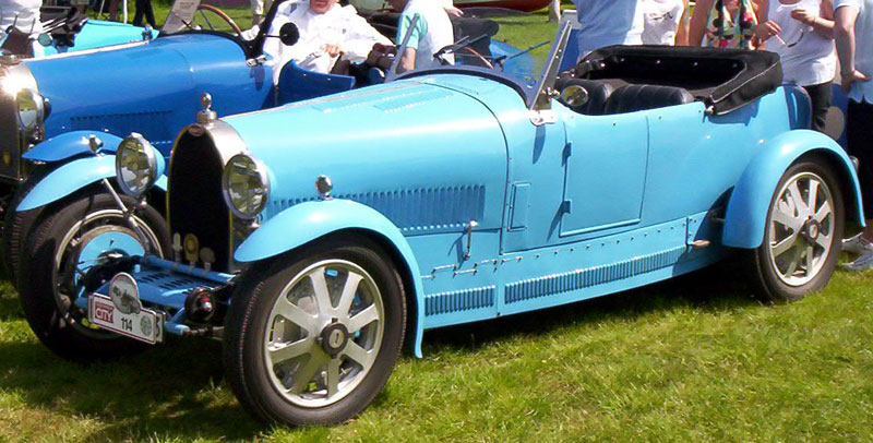 1929 Bugatti Type 43 Grand Sport