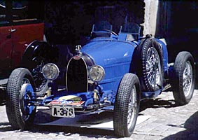 1930 Bugatti 37