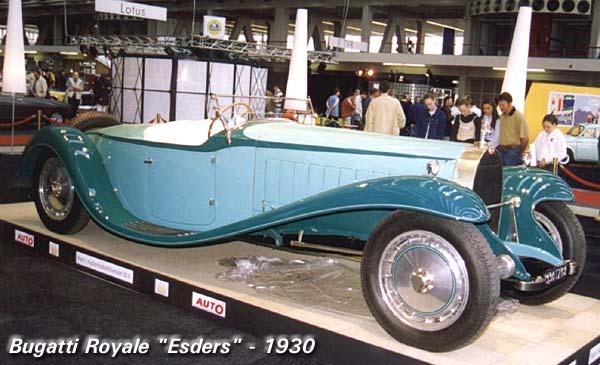1930 Bugatti Royale E