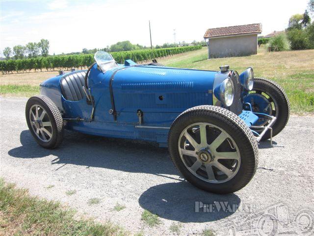 1930 Bugatti T35-51 Grand Prix F