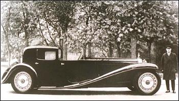 1931 Bugatti 41100 Coupe Napoleon