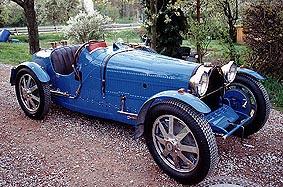 1931 Bugatti 51
