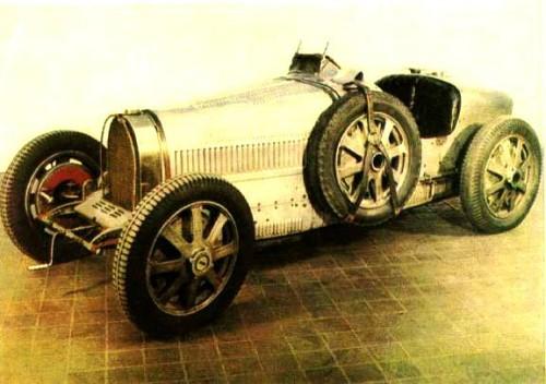 1932 Bugatti 51