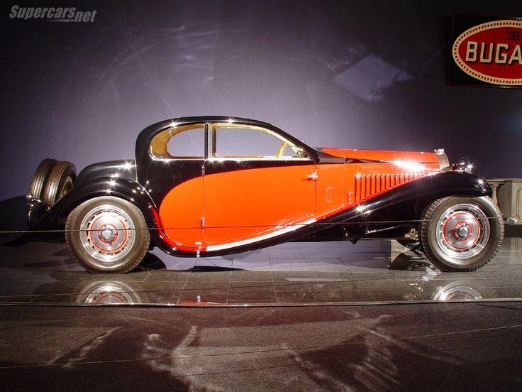 1932 Bugatti Type 50 Coupe