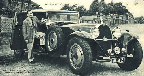1933 bugatti 41 royale