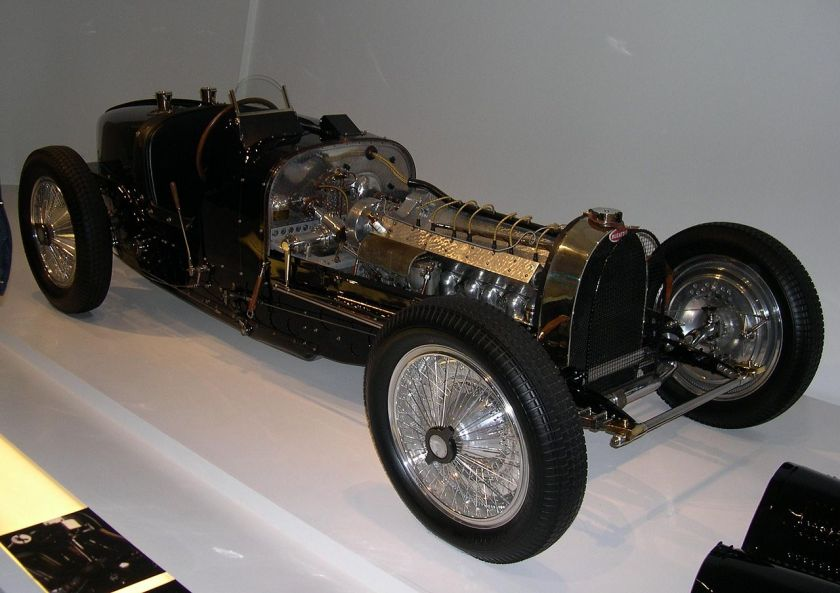 1933 Bugatti Type 59 Grand Prix From the Ralph Lauren collection
