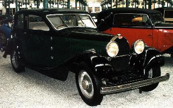 1934 Bugatti 49 Berline