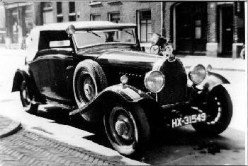 1934 Bugatti 49a