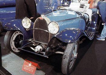 1934 Bugatti 55