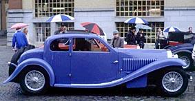 1934 Bugatti 57 Ventoux