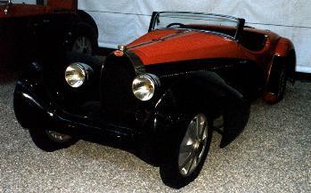 1935 Bugatti 55 roadster