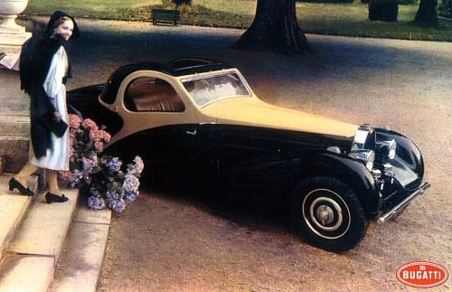 1935 Bugatti 57 Atalante
