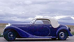 1935 Bugatti 57 Stelvio