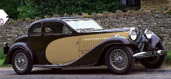 1935 Bugatti 57 Ventoux