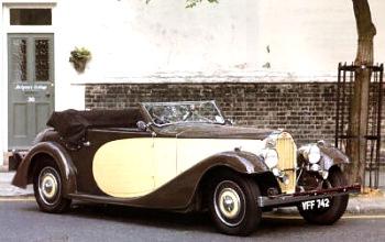 1935 Bugatti 57C Stelvio