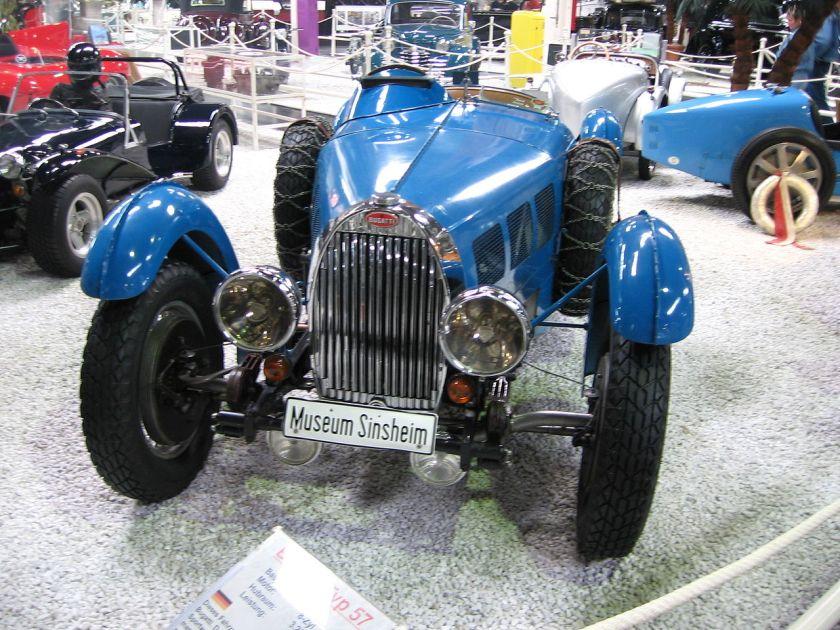 1935 Bugatti Type 57C