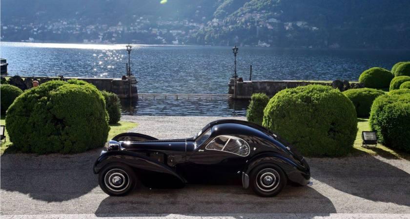 1938 Bugatti Atlantic