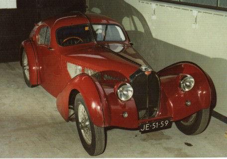 1938 Bugatti t57sa5o JE-51-59