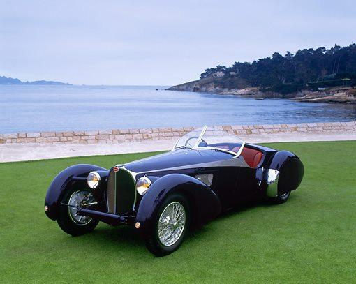 1938 Bugatti Type 57SC Corsica Roadster