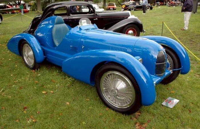 1944 Bugatti Type 73 C