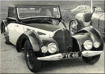 1954 Bugatti 57 513 FYE 416