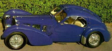 1954 Bugatty T57