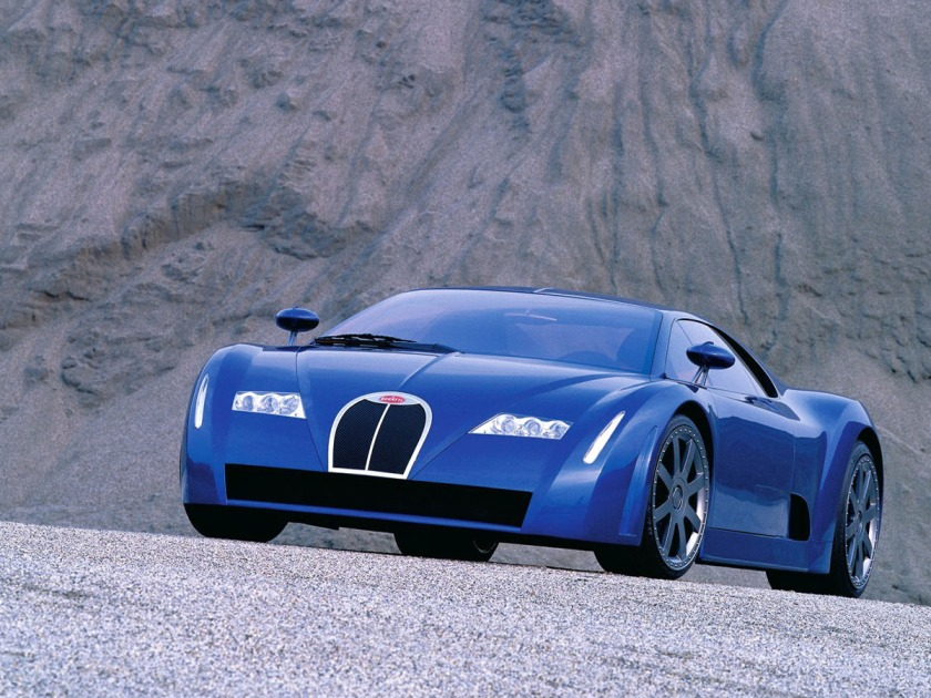1999 Bugatti EB 18 3 Chiron