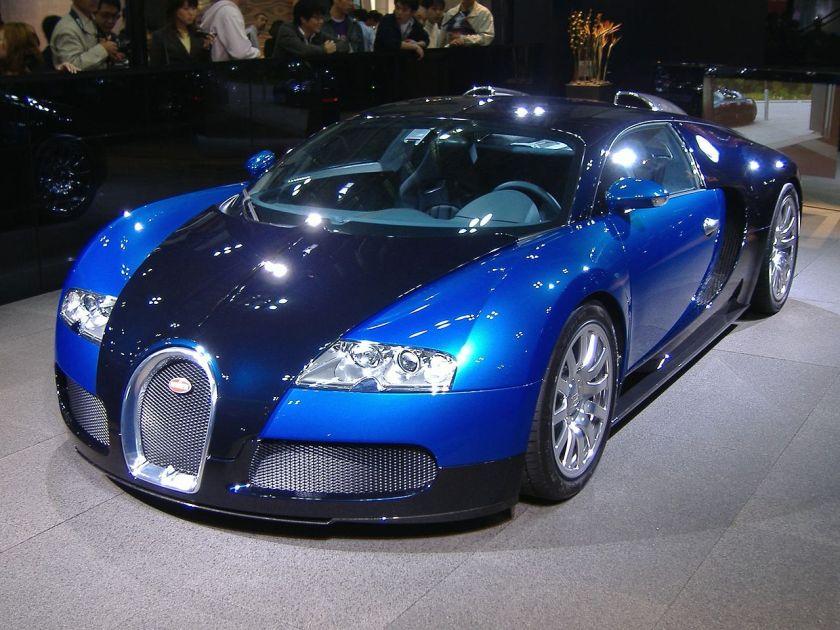 2005 Bugatti Veyron 16.4 Tokyo