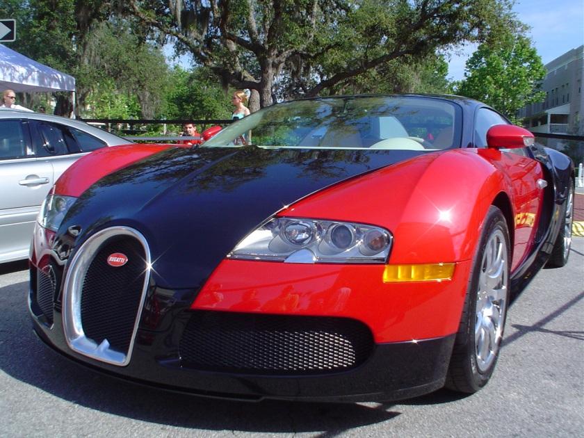 2006 Bugatti Veyron USA