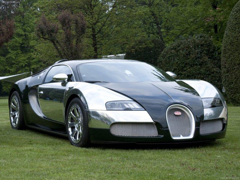 2009 Bugatti Veyron Centenaire