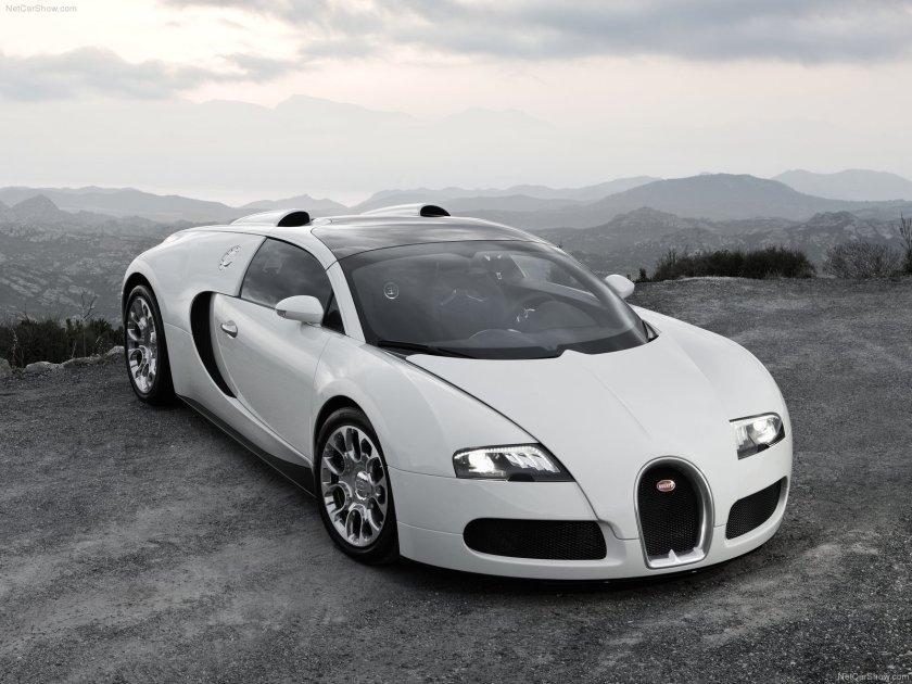 2009 Bugatti-Veyron Grand Sport