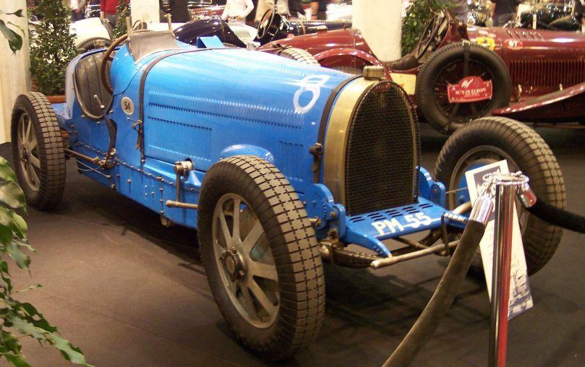 Bugatti Typ 54 bkue vr EMS