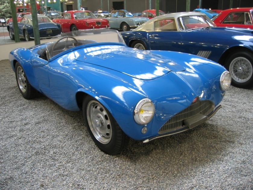 Bugatti Type 252 - Musée de l'automobile de Mulhouse