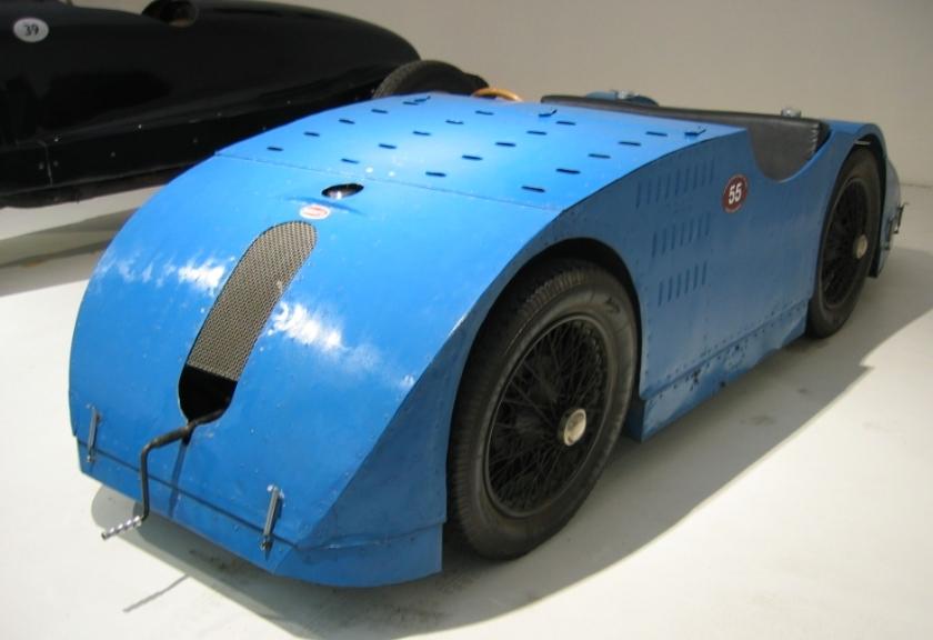 Bugatti Type 32 Tank
