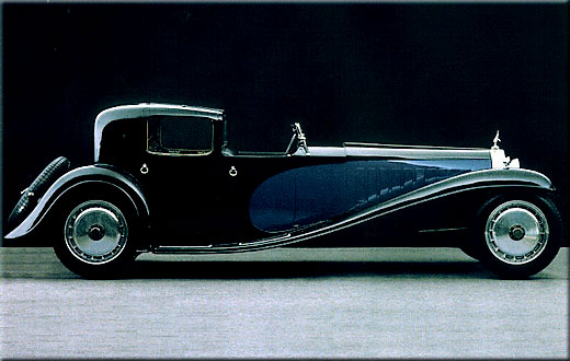Bugatti Type 41 (Royale) Coupé Napoleon.