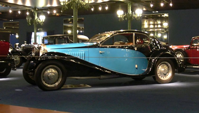 Bugatti Type 46 rebodied