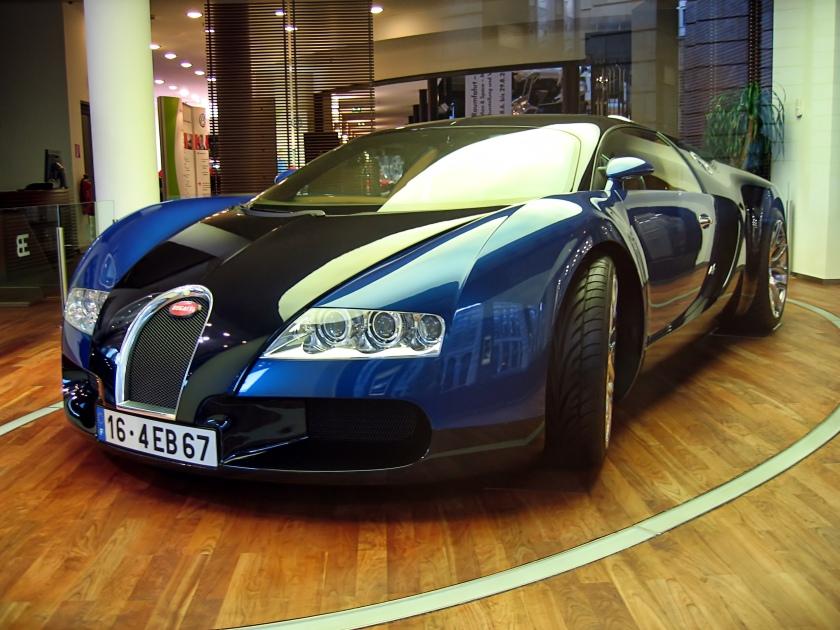 Bugatti Veyron 16 4 2