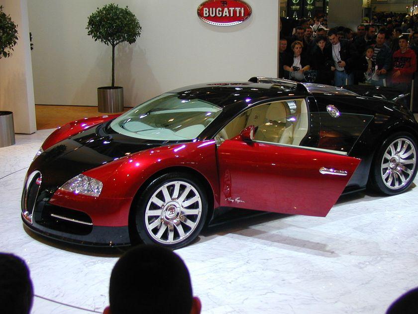 Bugatti Veyron 16.4 a