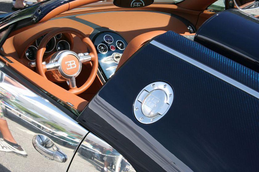 Bugatti veyron SangBleu 1
