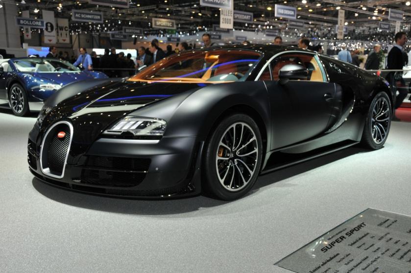 Bugatti Veyron Super Sport b