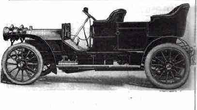 1906 American Berliet American Locomotive Co., Providence, RI