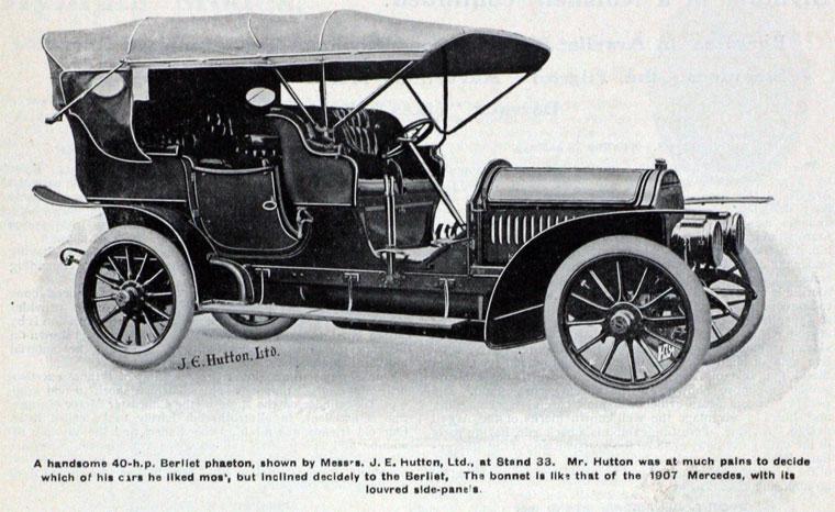 1906 Berliet