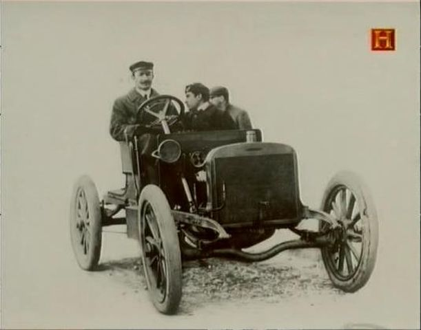 1908 Abadal Chassis