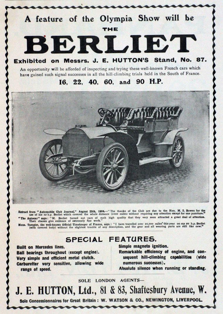1908 Berliet