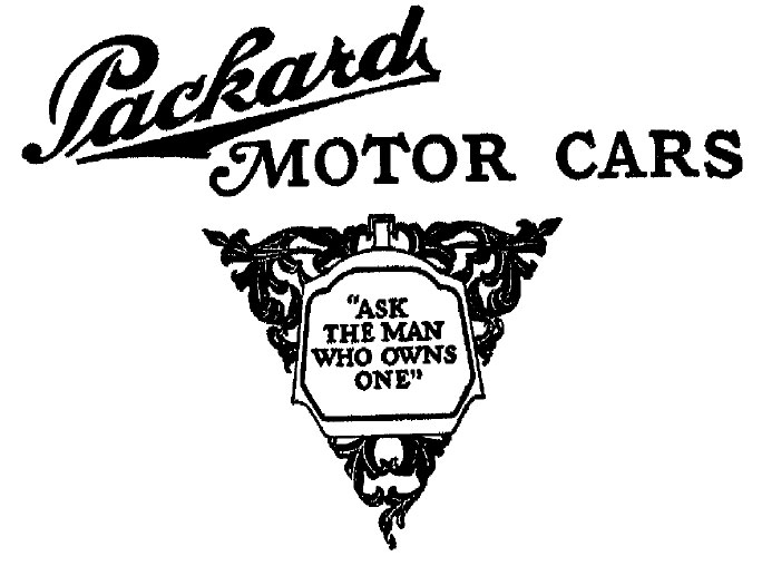 Packard Automobile Company Detroit Usa 1899