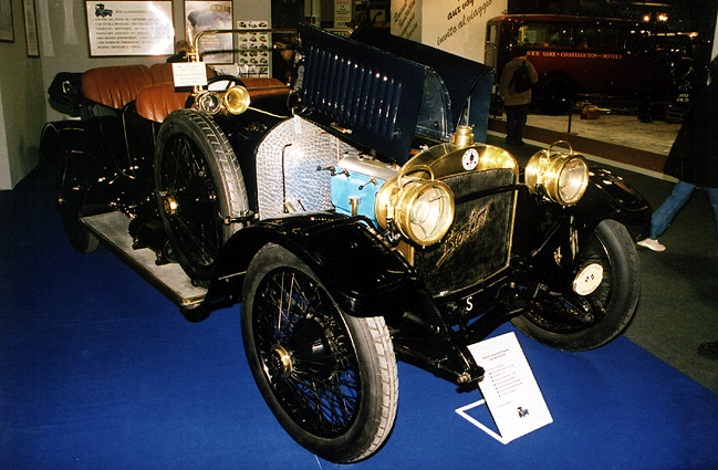 1911 BERLIET AI 9 TORPEDO