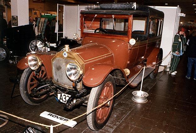 1913 BERLIET 22HP