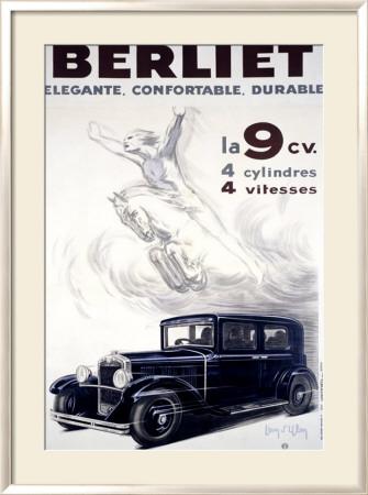 1915 Berliet, La 9CV
