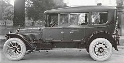 1919 Packard Albright