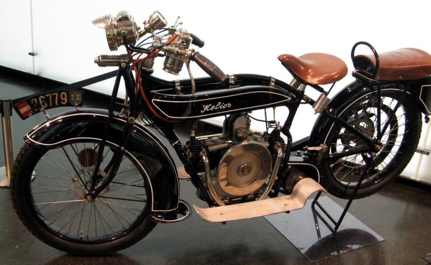 1920 Helios M2B15 1920